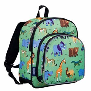 Wildkin Wild Animals Pack Snack Backpack