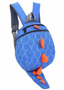 ZHUANNIAN Kids Toddlers Dinosaur Backpack