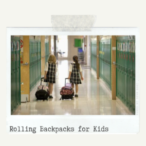 Best Rolling Backpacks for Kids
