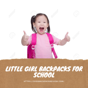 Little Girl Backpacks for School