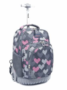 Tilami Rolling Kids Backpack