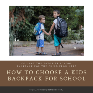 kids Backpack for School